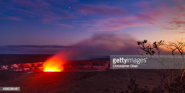 Halemaumau Crater, Hawaii Volcanoes National Park