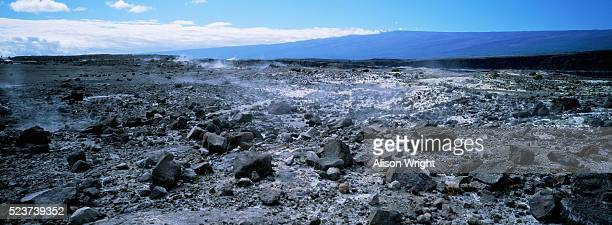 halemaumau crater - ハワイ火山国立公園 ストックフォトと画像