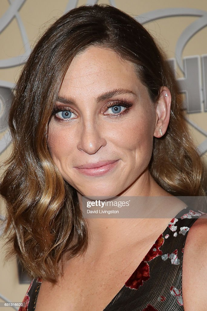 Haley Anderson arrives at HBO's Official Golden Globe Awards after party at the Circa 55 Restaurant on January 8, 2017 in Los Angeles, California.