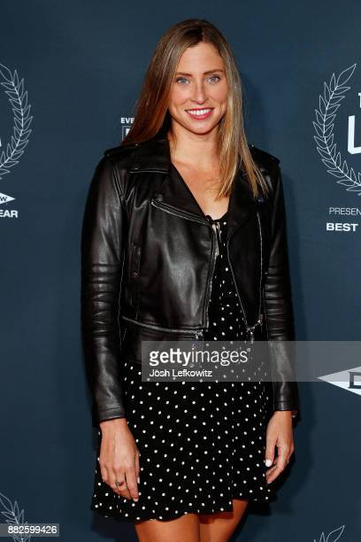 Haley Anderson attends the 2017 Team USA Awards on November 29 2017 in Westwood California