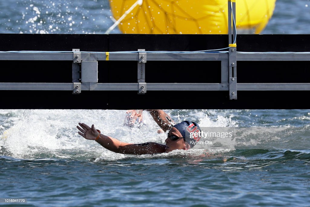 Pan Pacific Swimming Championships - Open Water Swimming