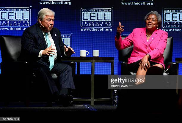 Haley Barbour and Donna Brazile talk about the changes coming to the political landscape during the Colorado Remembers 9/11 Commemoration and Event...