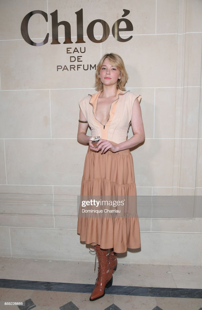 """Signature"" Chloe's Fragance Celebrates Its 10th Anniversary : Party At Maison Chloe - Paris Fashion Week Womenswear S/S 2018"