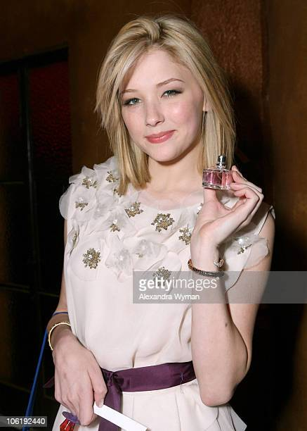 Haley Bennett during Movieline's Hollywood Life 9th Annual Young Hollywood Awards Gift Lounge at Henry Fonda Theater in Los Angeles California United...