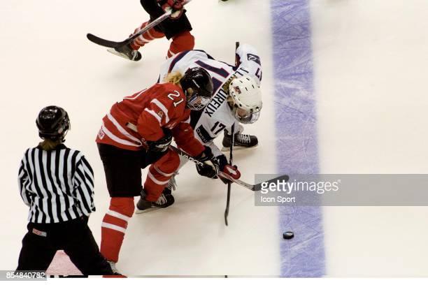 Haley IRWIN / Jocelyne LAMOUREUX - - USA / Canada - Finale Canada Cup - Vancouver - Canada,