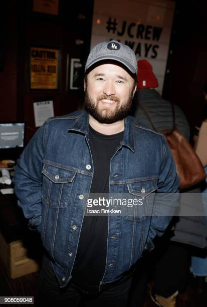 Haley Joel Osment attends Rock Reilly's daytime lounge presented by JCrew NYLON and Roku during Sundance Film Festival 2018 on January 20 2018 in...