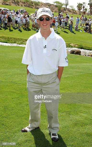 Haley Joel Osment during 5th Annual Michael Douglas And Friends Celebrity Golf Tournament Presented By Lexus and Izod To Benefit The Motion Picture...