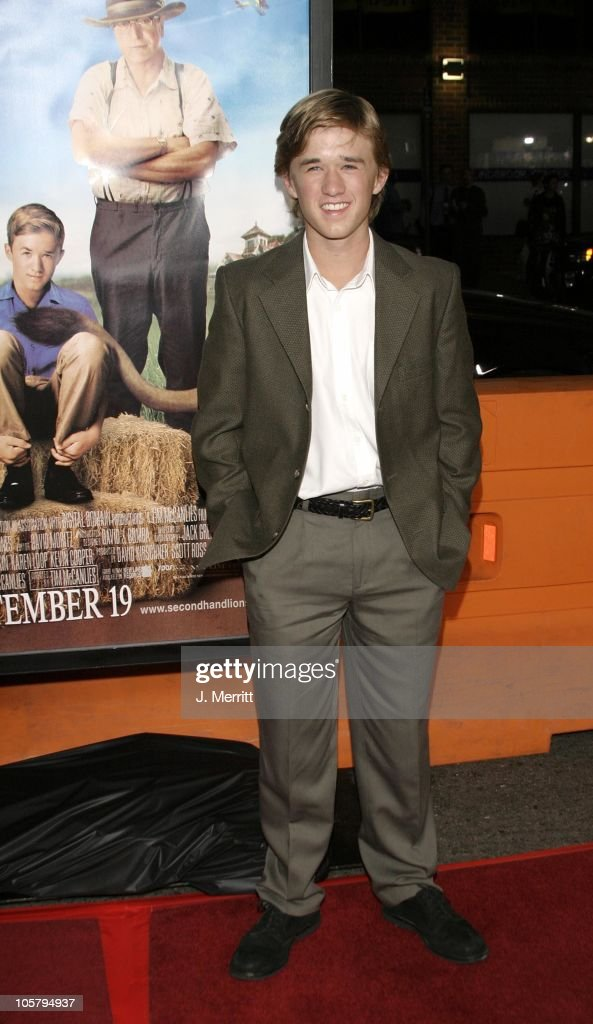 The World Premiere Of Secondhand Lions
