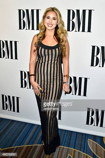 Haley Reinhart attends the 62nd Annual BMI Pop Awards at Regent Beverly Wilshire Hotel on May 13 2014 in Beverly Hills California