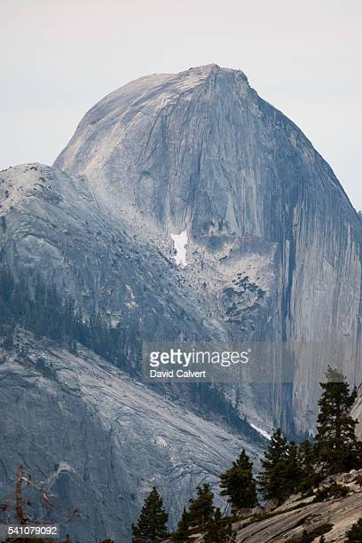 Half dome at seen from the east on June 18 2016 in Yosemite National Park California President Barack Obama spoke to a crowd at Yosemite marking the...