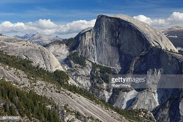 Half Dome from Yosemite Point