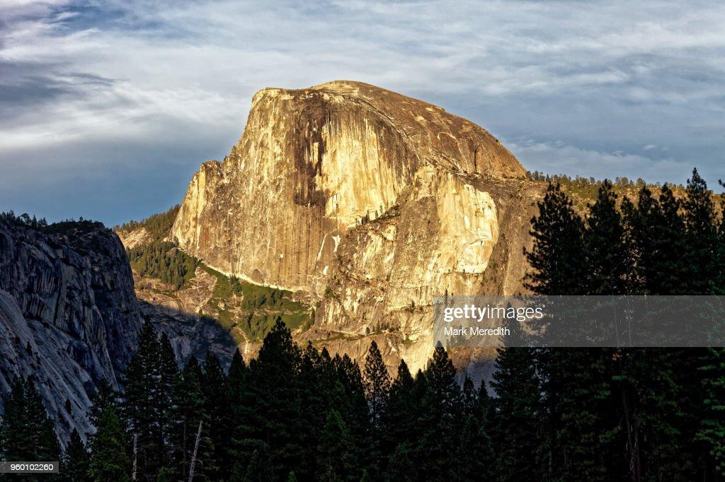 Half Dome in Yosemite National Park : Stock-Foto