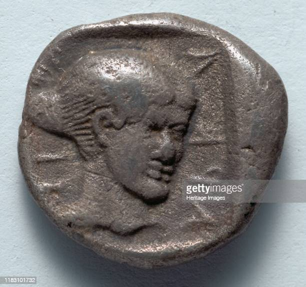 Despoina , 490-417 BC. Creator Unknown.