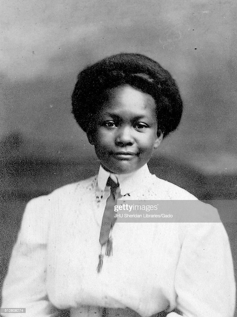 African American Woman : News Photo