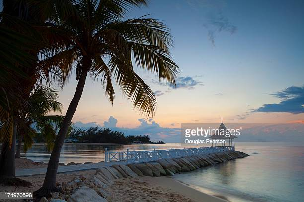 half moon bay, montego bay, jamaica - montego bay stock pictures, royalty-free photos & images