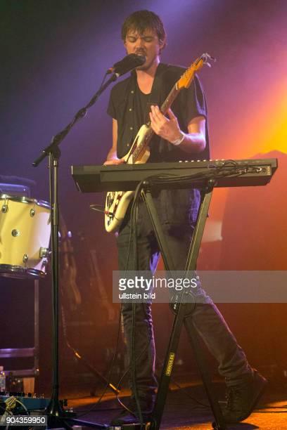 Half Moon Run die kanadische IndieRockBand live beim Reeperbahnfestival 2015 Konzert beim Musikfestival in den Clubs um die Hamburger Reeperbahn vom...