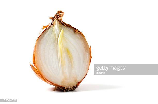 half onion