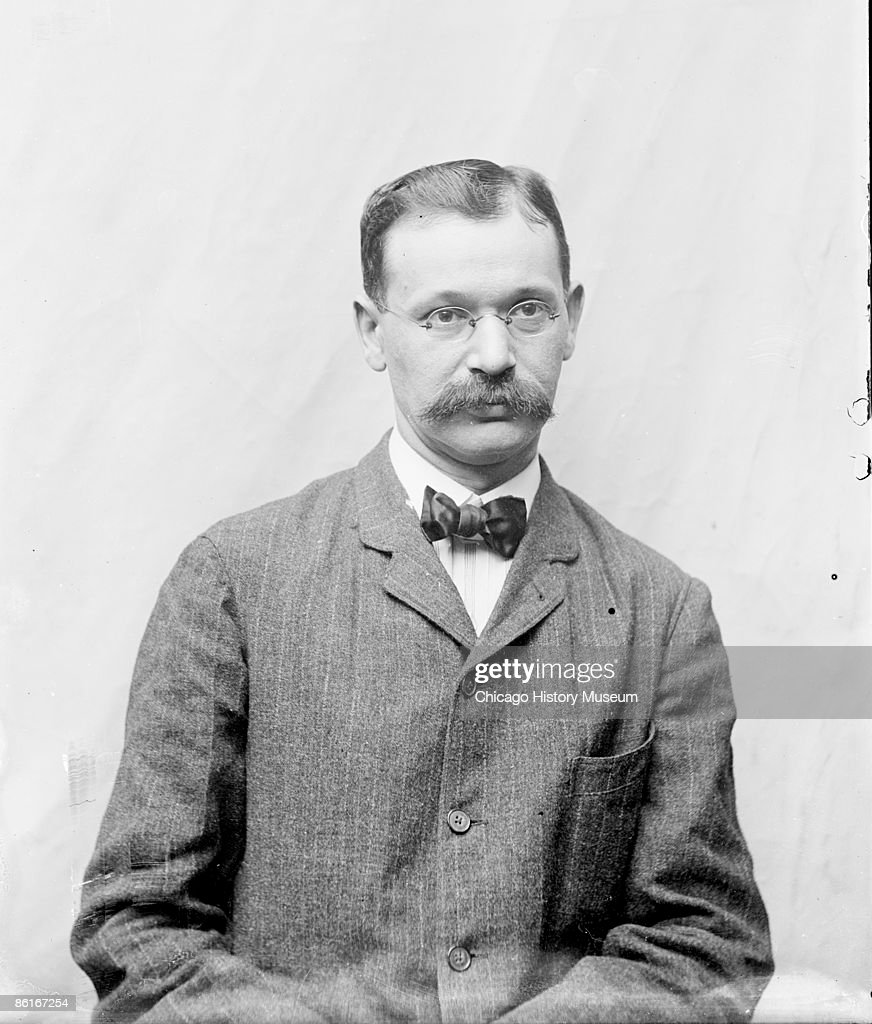 Portrait Of Emil Kemeny : News Photo