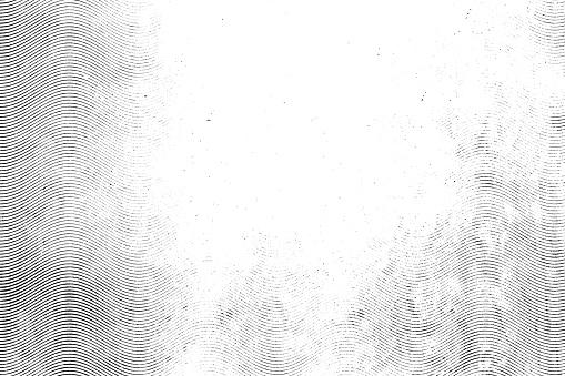 Halftone monohrome grunge lines texture 1095970682