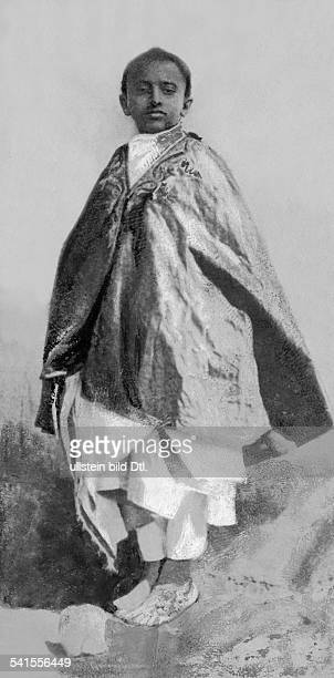 Halie Selassie I Emperor of Ethiopia*23071892born Ras Tafari MakkonenEmperor of Ethiopia 19301974as a child Published by 'Berliner Illustrirte...