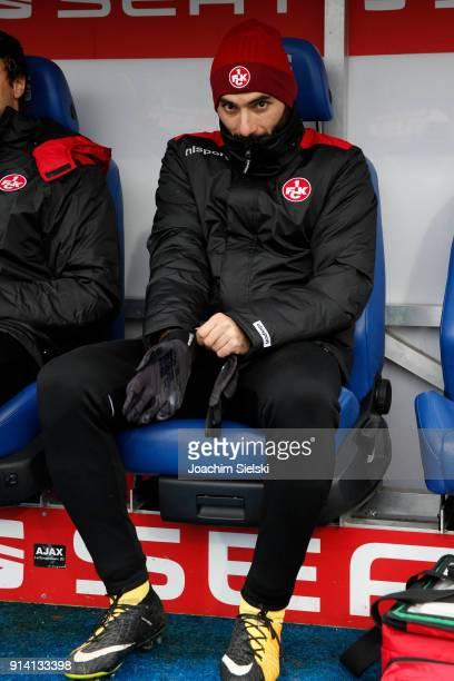 Halil Altintop of Kaiserslautern before the Second Bundesliga match between Eintracht Braunschweig and 1 FC Kaiserslautern at Eintracht Stadion on...