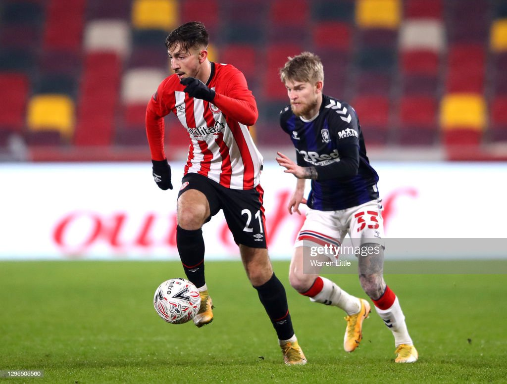 Brentford v Middlesbrough - FA Cup Third Round : News Photo