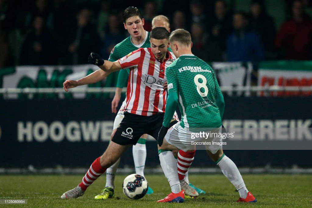NLD: FC Dordrecht v Sparta Rotterdam - Jupiler League
