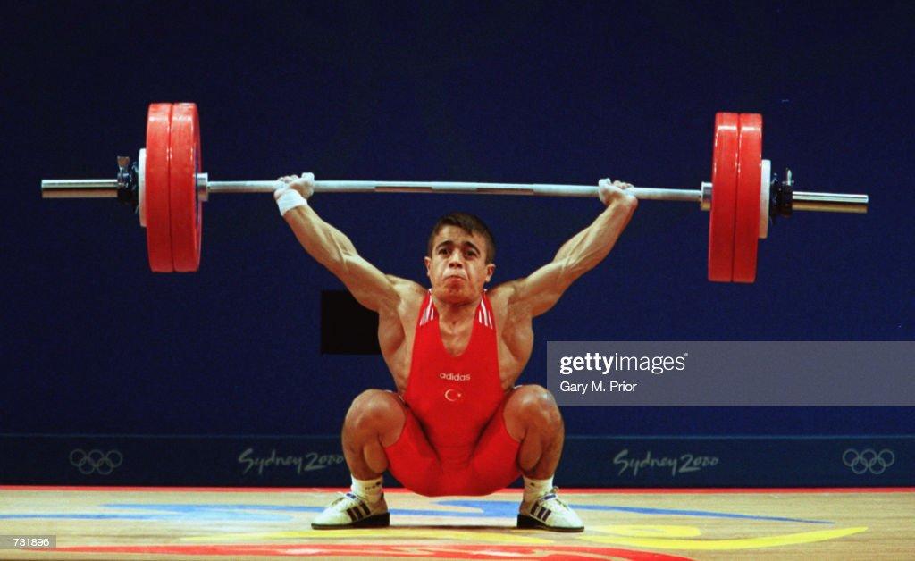 Halil Mutlu Wins Gold Medal : News Photo