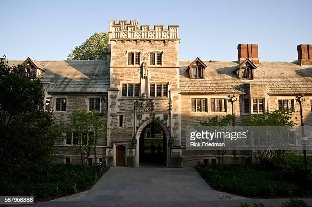 Hall at Princeton University in Princeton, New Jersey.