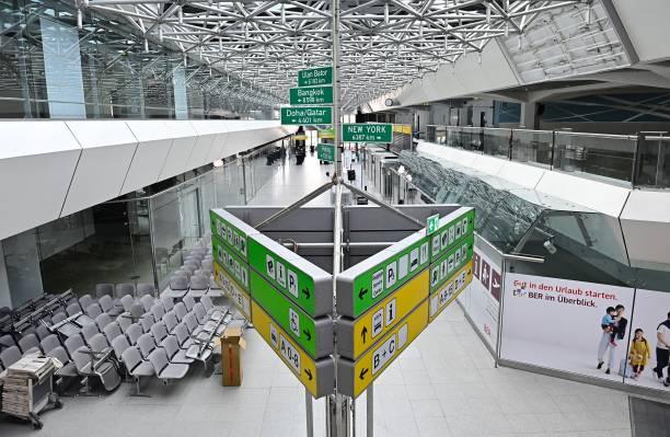 DEU: Tegel Airport Officially Decommissions