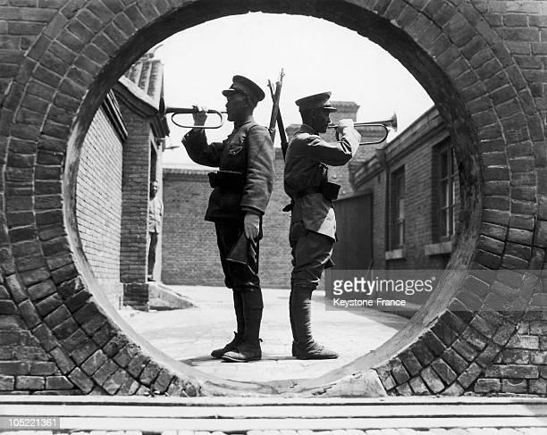 Hall Hsinking In Manchukuo 1931