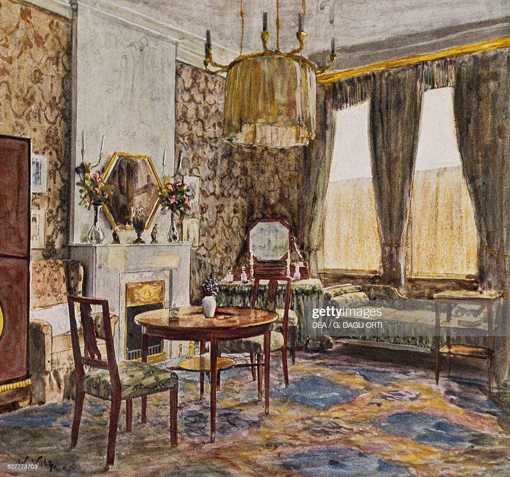 Hall in Bremen, ca 21, by Rudolf Alexander Schroeder . Germany ...