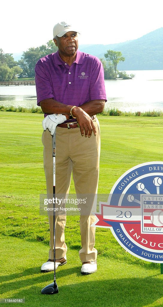 2008 MLB Hall of Fame Weekend - Golf Tournament