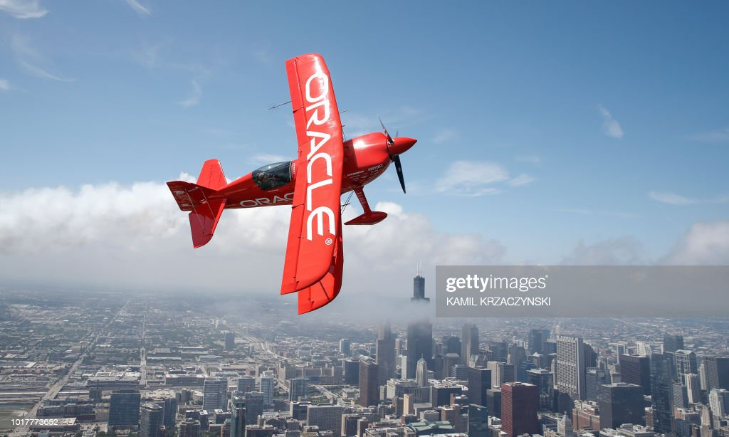 US-AIR-SHOW-CHICAGO : News Photo
