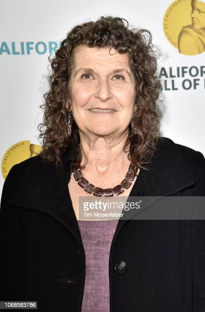 Hall of Fame Inductee Arlene Blum attends the 12th Annual California Hall of Fame Ceremony at The California Museum on December 4 2018 in Sacramento...