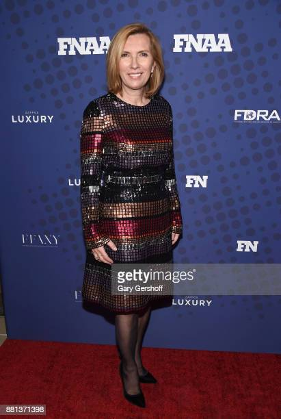 Hall of Fame Inductee Liz Rodbell attends the 31st FN Achievement Awards at IAC Headquarters on November 28 2017 in New York City