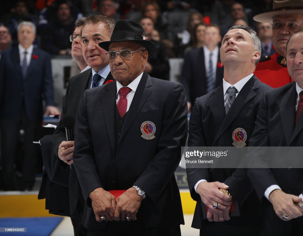 2018 Hockey Hall Of Fame Induction - Legends Classic : News Photo