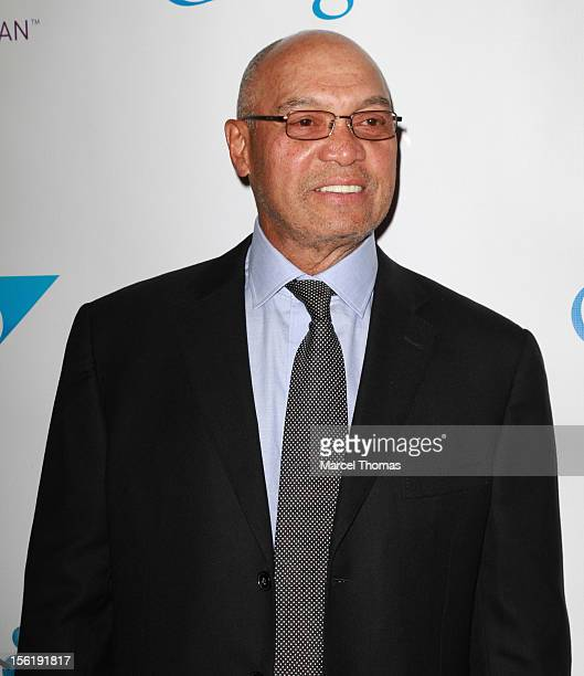 Hall of Fame legend Reggie Jackson attends the 8th All Star Celebrity Classic benefiting the Mr October Foundation for Kids at Cosmopolitan Hotel on...