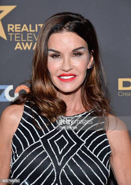 Hall of Fame recipient Janice Dickinson attends the 4th Annual Reality TV Awards at Avalon on November 2, 2016 in Hollywood, California.