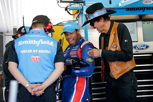 Monster Energy NASCAR Cup Series Axalta presents the Pocono 400 - Practice : News Photo