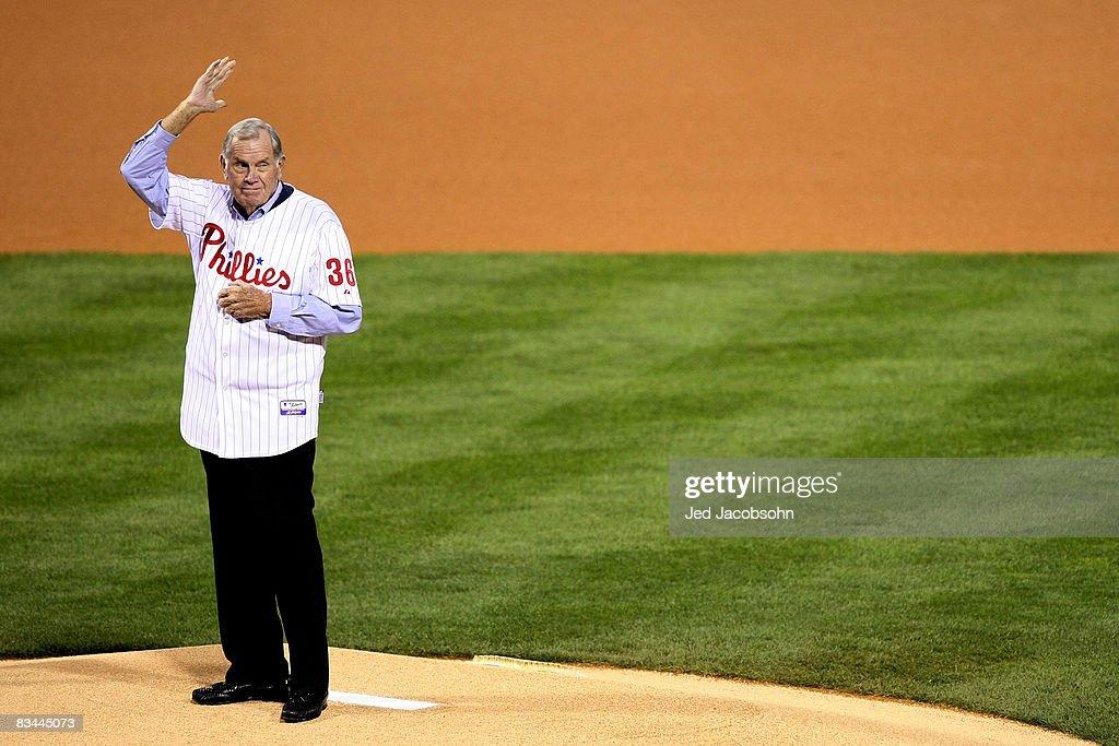 World Series: Tampa Bay Rays v Philadelphia Phillies, Game 4 : News Photo