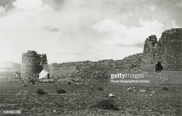Hallabat Saudi Arabia circa 1913