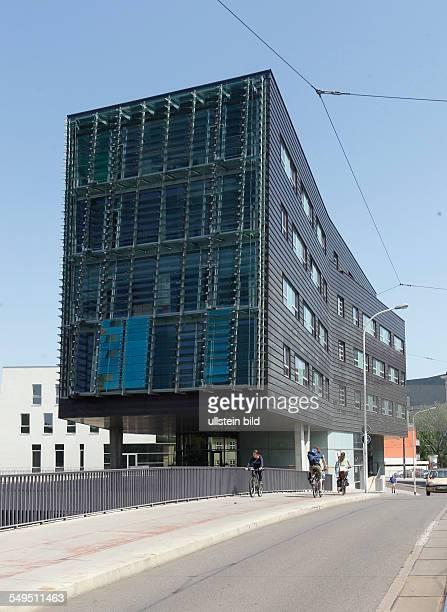 Halle an der Saale MMZ Mitteldeutsches Multimediazentrum Halle GmbH