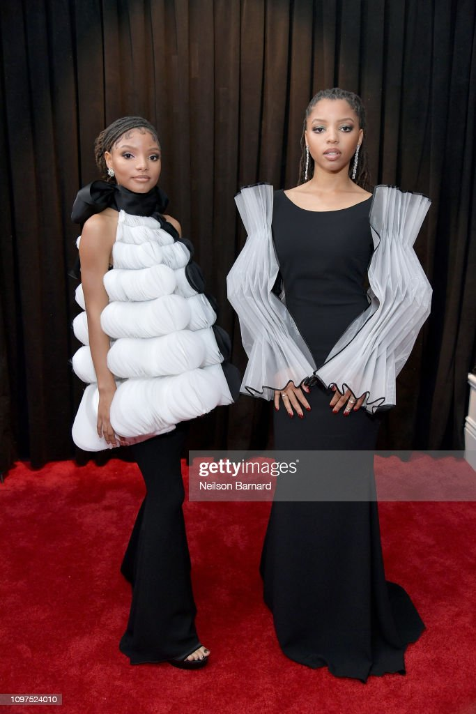 61st Annual GRAMMY Awards - Red Carpet : News Photo
