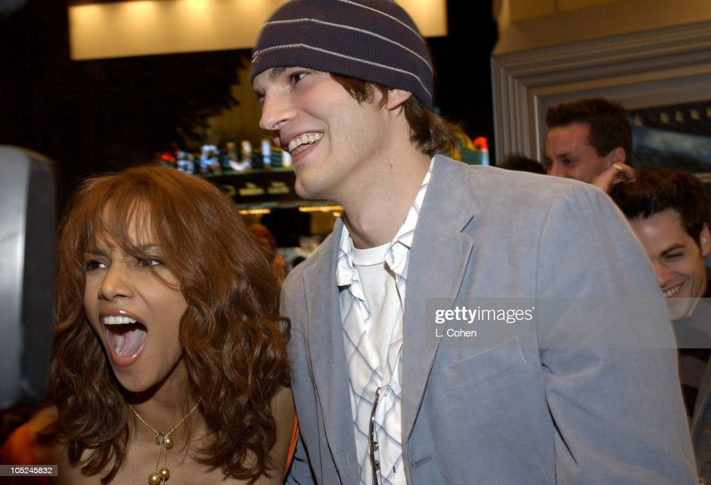 "Halle Berry Gets ""Punk'd"" at the Premiere of ""Gothika"""