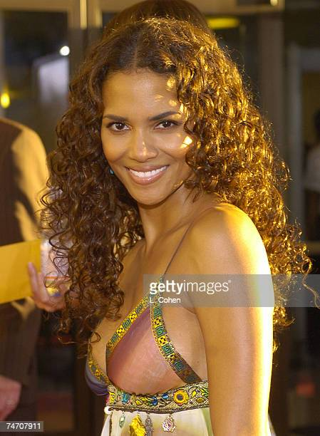 Halle Berry at the Cinerama Dome in Hollywood, California