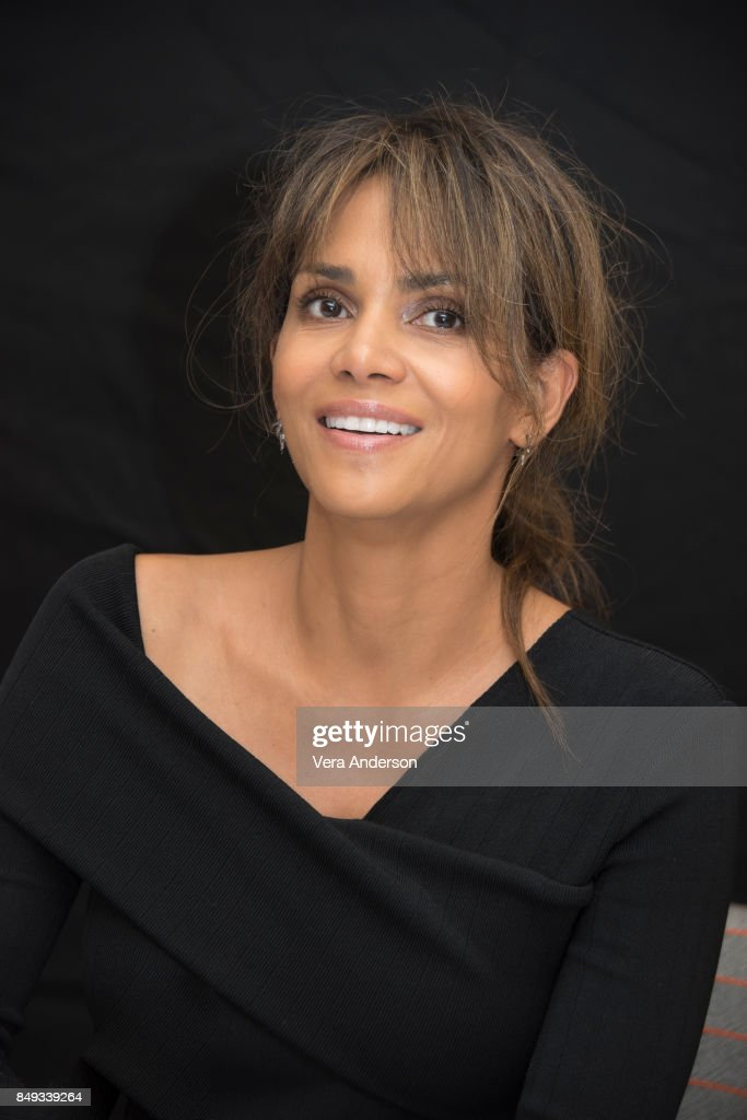 Halle Berry at the 'Kingsman: The Golden Circle' Press Conference at the Ham Yard Hotel on September 18, 2017 in London, England.