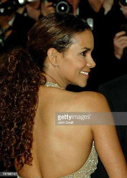 Halle Berry at the Palais des Festival in Cannes France