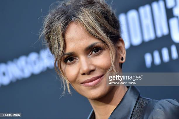 "Halle Berry attends the special screening of Lionsgate's ""John Wick: Chapter 3 - Parabellum"" at TCL Chinese Theatre on May 15, 2019 in Hollywood,..."