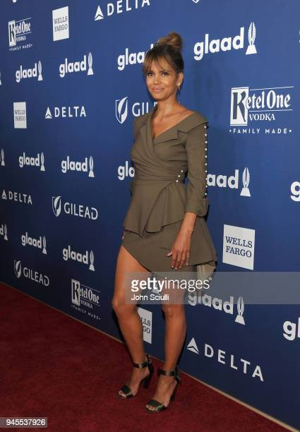 Halle Berry celebrates achievements in LGBTQ community at the 29th Annual GLAAD Media Awards Los Angeles in partnership with LGBTQ ally Ketel One...